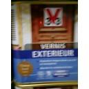VERNIS EXTERIEUR INCOLORE 0.50L