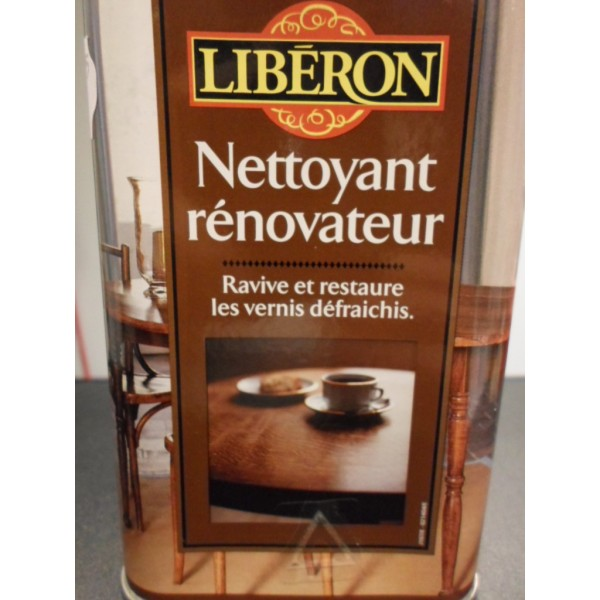 nettoyant renovateur bois vernis et laque mondecor. Black Bedroom Furniture Sets. Home Design Ideas