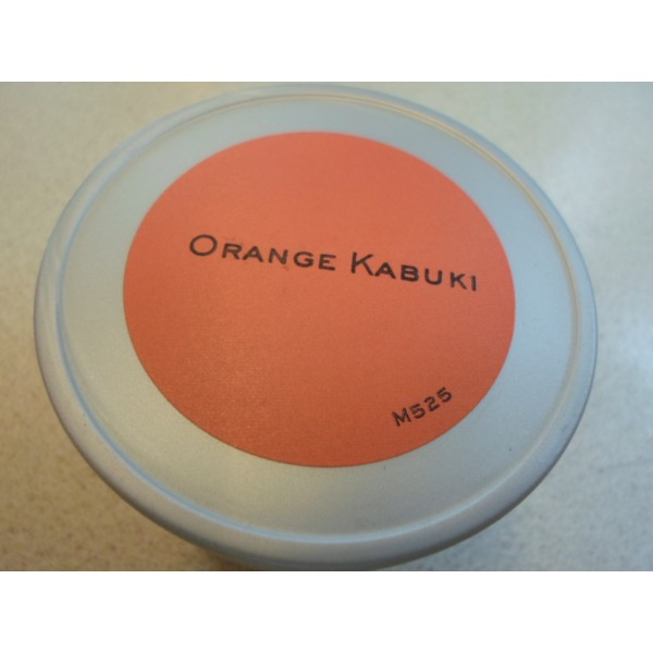 Peinture a craqueler 125ml orange kabuki mondecor - Peinture a craqueler ...