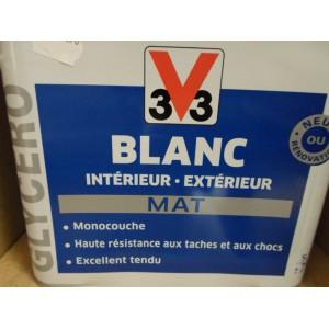 Blanc monocouche 5l mat glycero mondecor - Peinture glycero mat ...