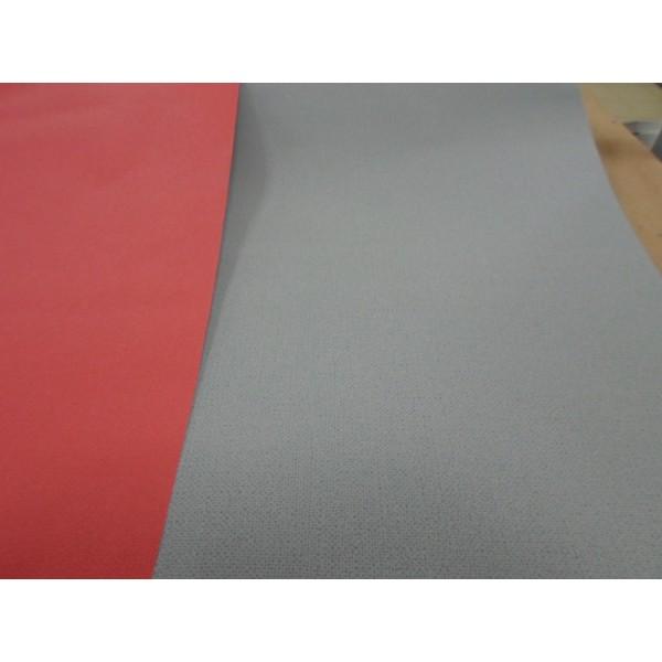 Papier peint intisse 53cm gris mondecor for Papier peint salon gris
