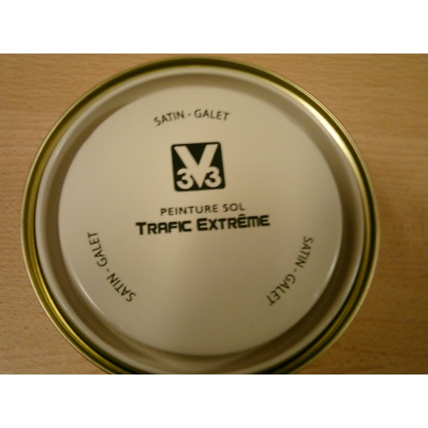 Sol trafic extreme galet mondecor for Peinture sol trafic extreme