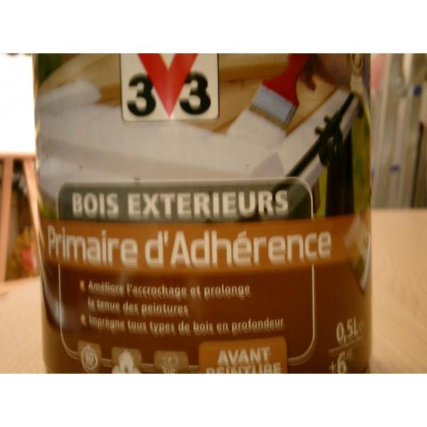 SOUS COUCHE BOIS INTERIEURS/EXTERIEURS 0.50L