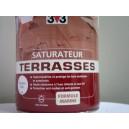 SATURATEUR TERRASSES MAT INCOLORE 2.50L